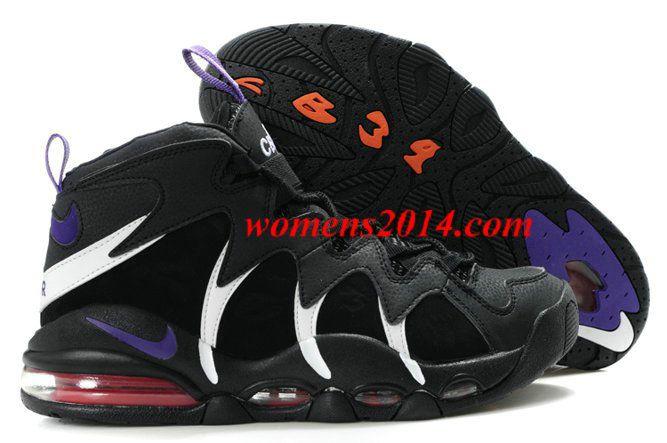 Nike Air Max2 CB 34 Mens Shoes Black Purple