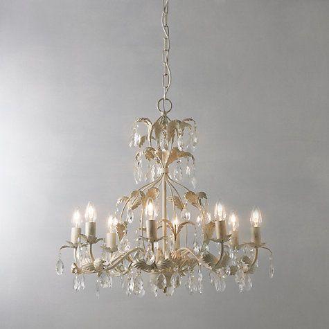 Buy john lewis annabella chandelier 8 arm online at johnlewis buy john lewis annabella chandelier 8 arm online at johnlewis mozeypictures Image collections