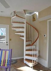 Super House Ideas Stairs Spiral Staircases Ideas - dolores #staircaseideas