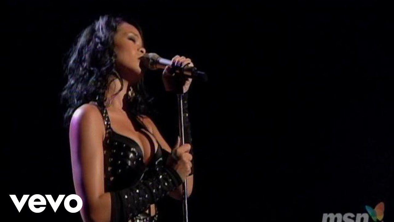 Rihanna Rehab Live Rihanna Rihanna Work Studio Album