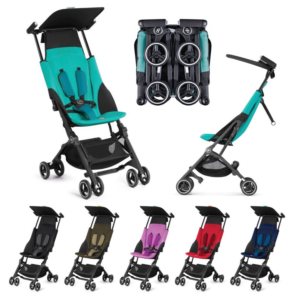 GB Pockit Stroller Review by Baby Journey Best