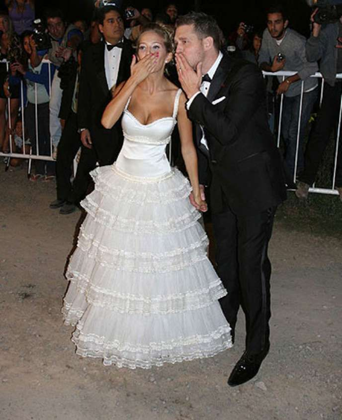 Hideous Wedding Dresses: 9 Ugliest Celebrity Wedding Dresses - Answers.com