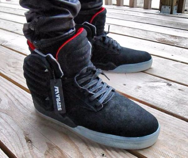 Supra Skytop 4 - the illest skytops yet... Best shoes out right now