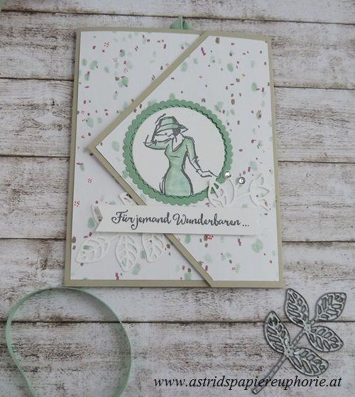 Fancy Folds blog hop –  Peek A Boo Flap Card   Astrids Papiereuphorie