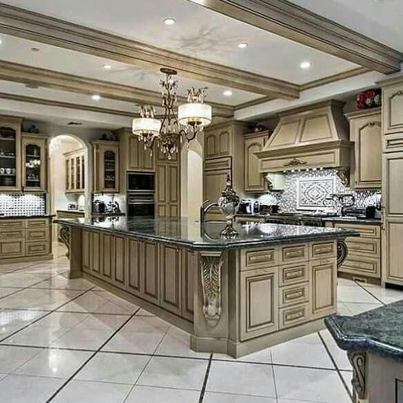 Luxury Homes Interior Kitchen: Pin By Trevor Bassett On House