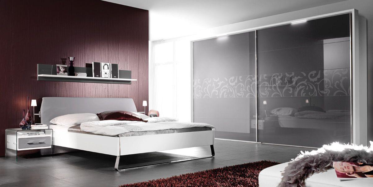 Billig Schlafzimmer Komplett Grau Deutsche Deko Pinterest - Schlafzimmer komplett billig