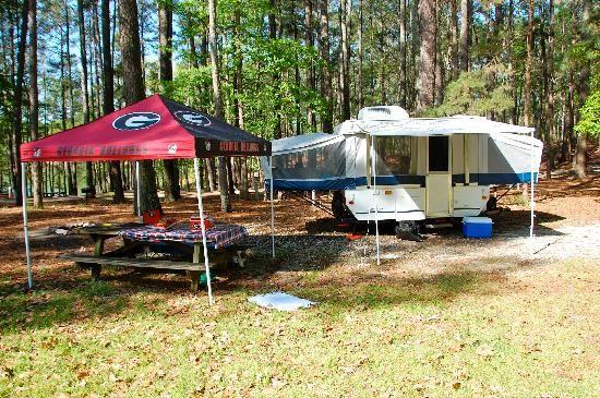 5 Campsites You Must Visit In Georgia Gafollowers Stone Mountain Camping Stone Mountain Georgia Stone Mountain Park