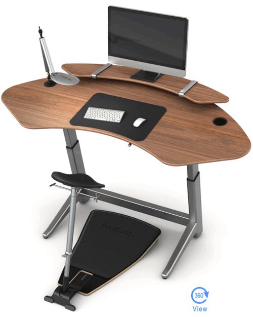 locus sphere workstation chair pinterest desks wall mounted