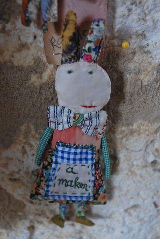 'a maker' : Julie Arkell
