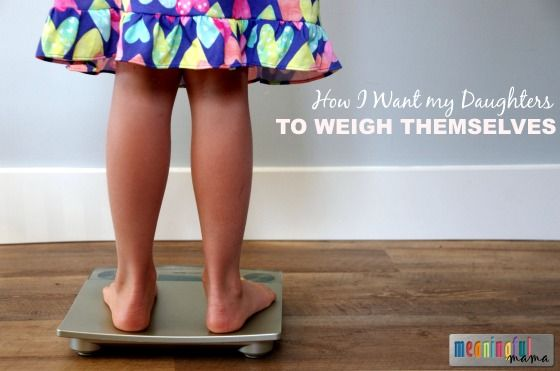 Raising Daughters with a Good Body Image and Self Esteem