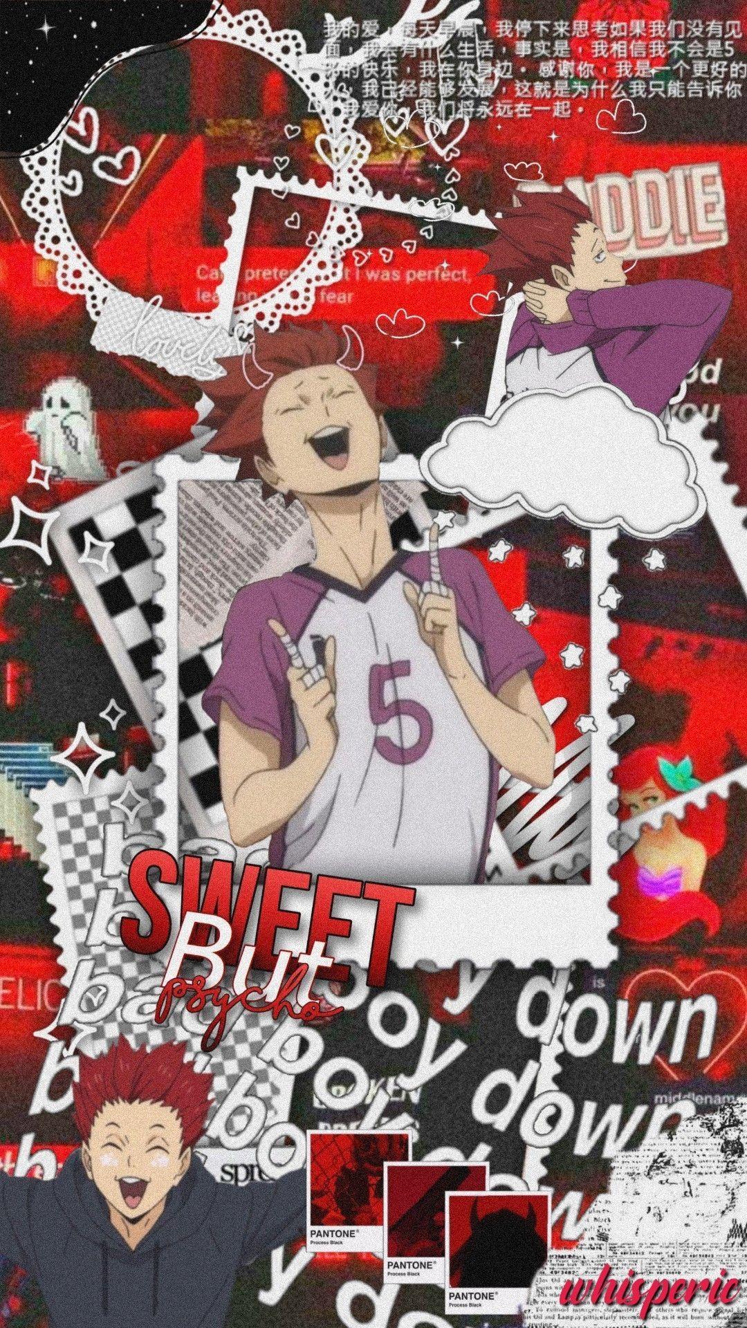 Tendou Satori Lock Screen Wallpaper In 2020 Anime Lock Screen Wallpapers Wallpaper Iphone Cute Cute Anime Wallpaper