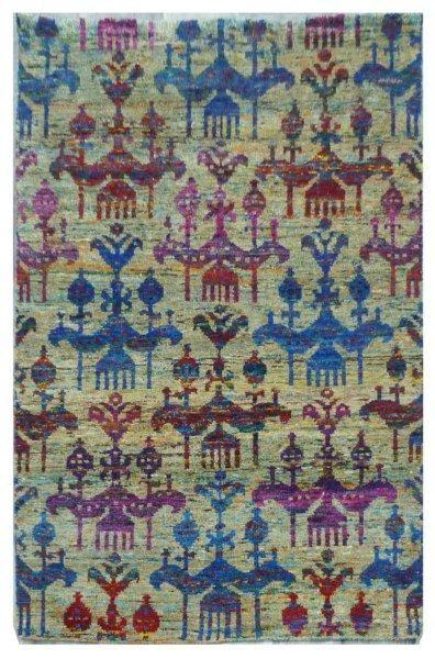 Rug Love Sari Silk Rugs Silk Rug Rugs Beautiful Rug