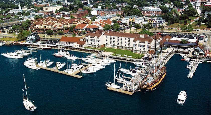 The Newport Harbor Hotel, RI For my visit