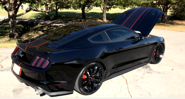 Awesome S550 Ford Mustang GT 5 0 Customization