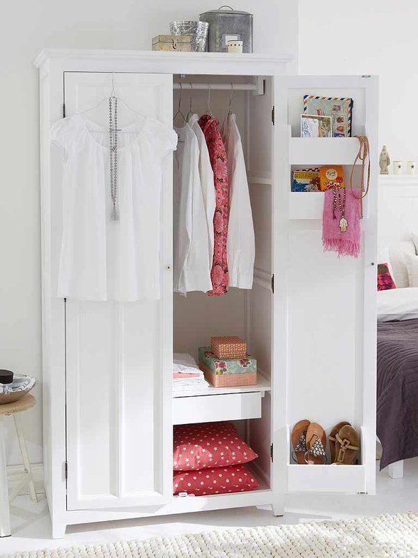Armarios roperos para el dormitorio armario ropero el for Armario habitacion nina