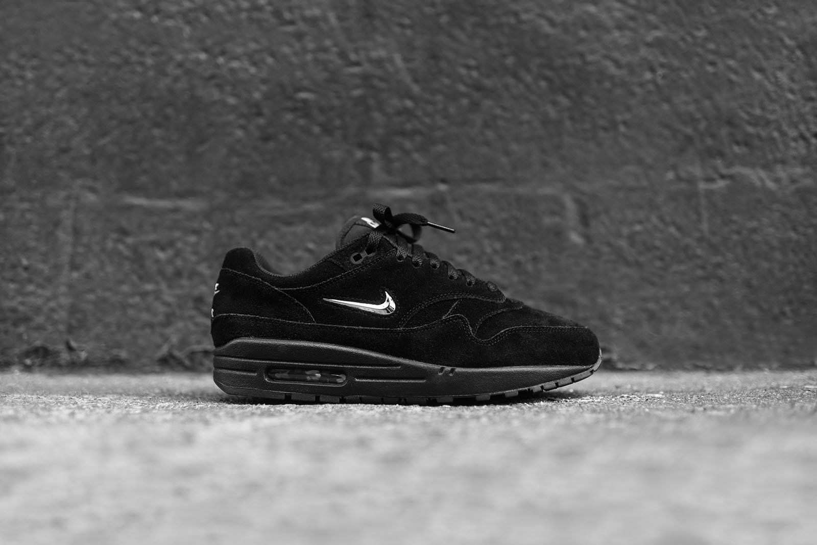 Nike Air Max 1 PRM SC Black Chrome | Sneakers Shoes