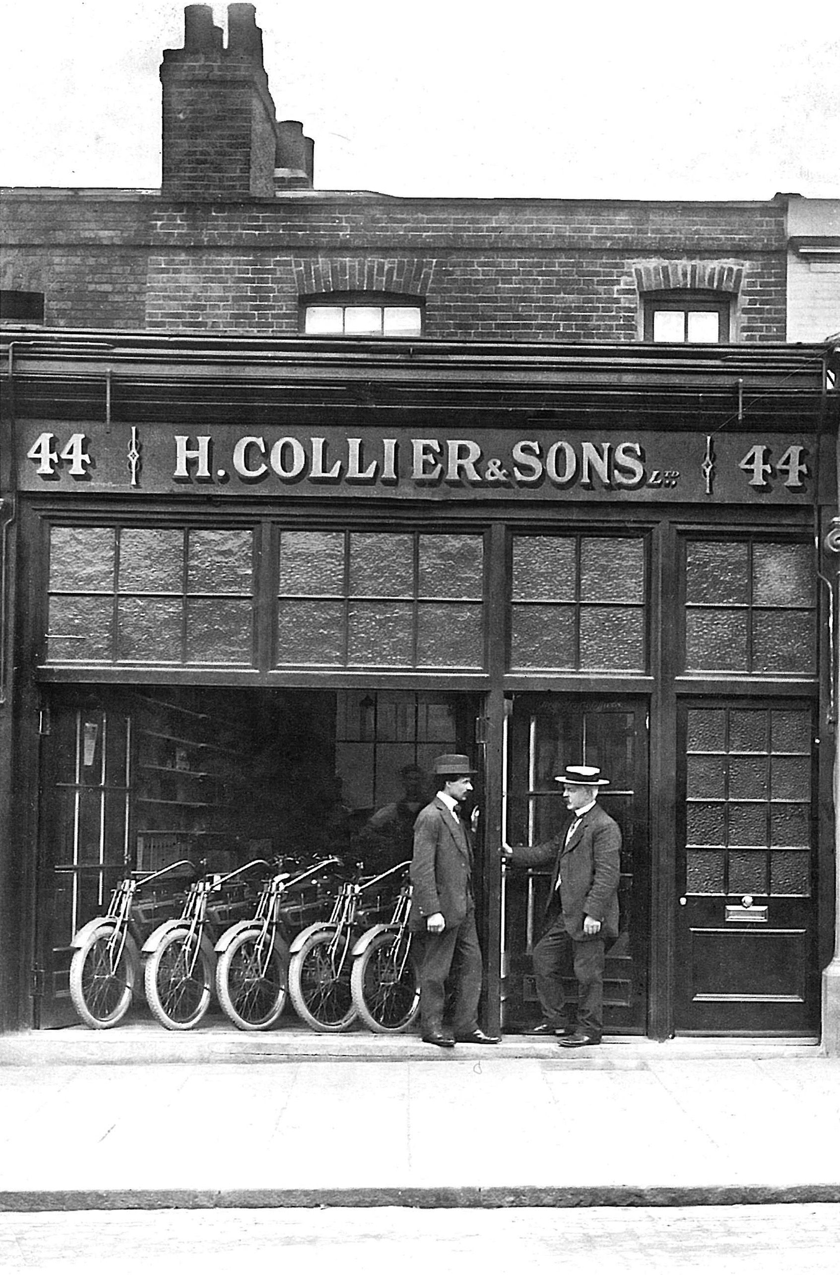 A collier and sons