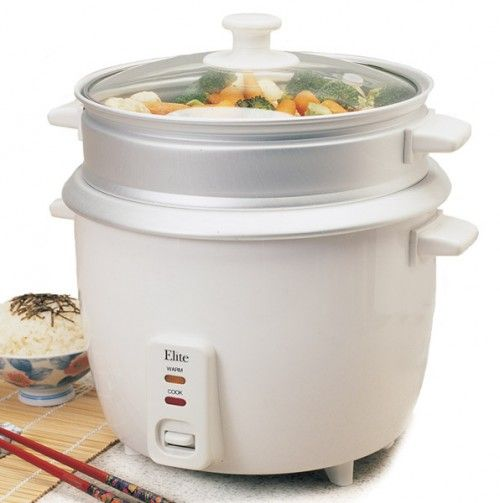 Rice Cooker 10-Cup - Meals Made Easy - Events