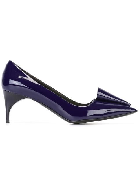 Shop Alain Tondowsky Pointed Toe Pumps In Zoe Bassano From The