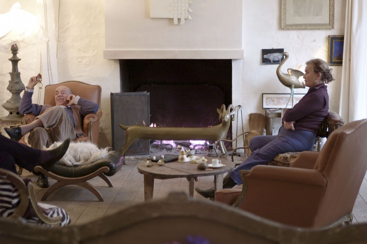 Fran Ois Xavier And Claude Lalanne Photographed By Paul Kasmin  # Muebles Town And Country