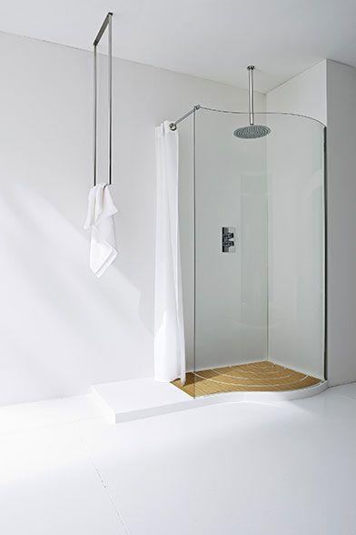 Ceiling towel rack BOMA by Imago Design Rexa Design