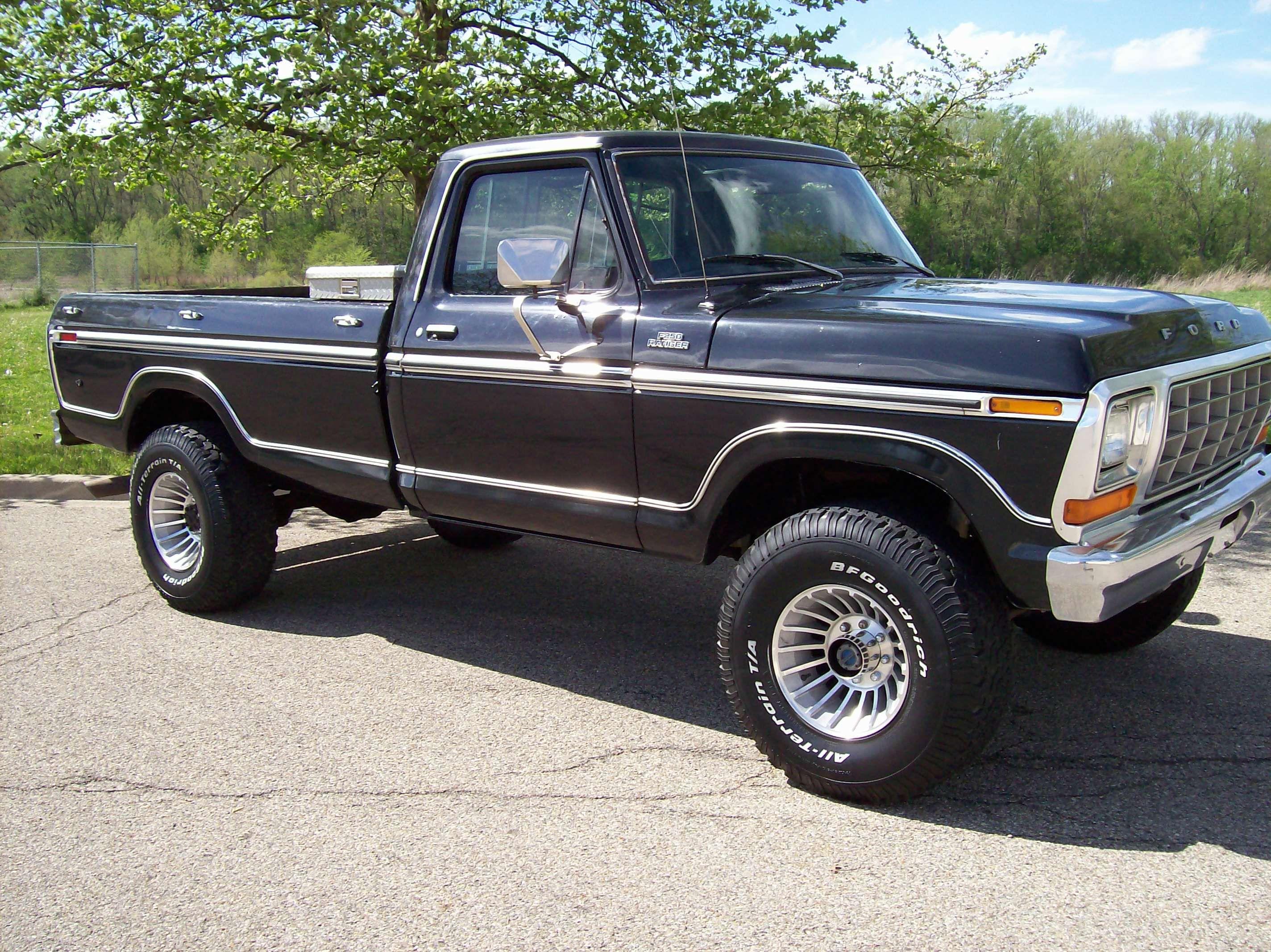 Steiny S Classic 4x4 Trucks 79 Ford Truck Ford Trucks 1979
