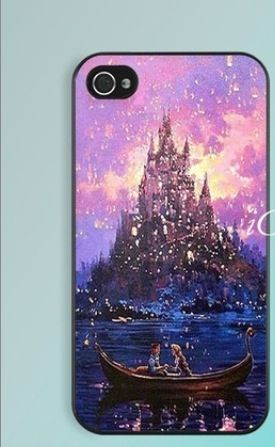 Tangled Disney Phone Case