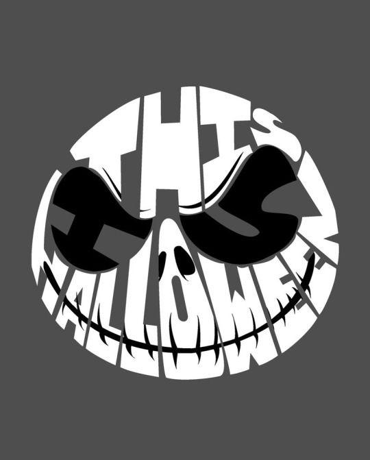 Nightmare Before Christmas - This is Halloween The Nightmare - tim burton halloween decorations