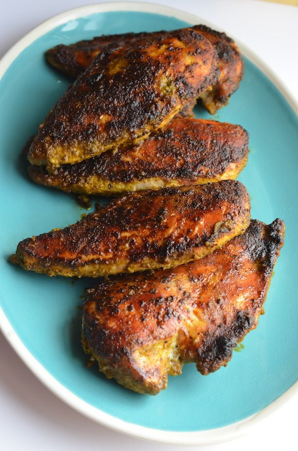 Baked Thai Coconut Curry Chicken Breasts - Do I really have to use full-fat coconut milk?? I'm going to try substituting it