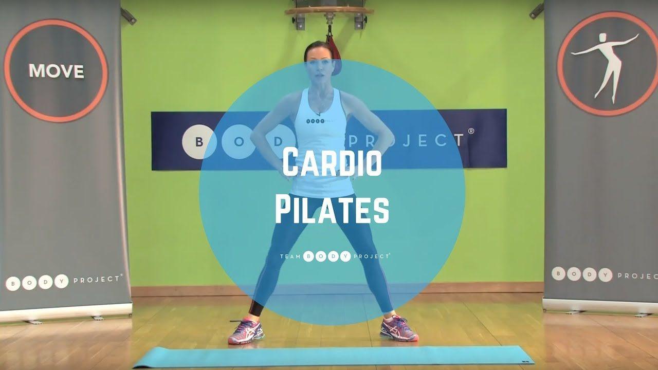 Cardio Pilates #cardiopilates