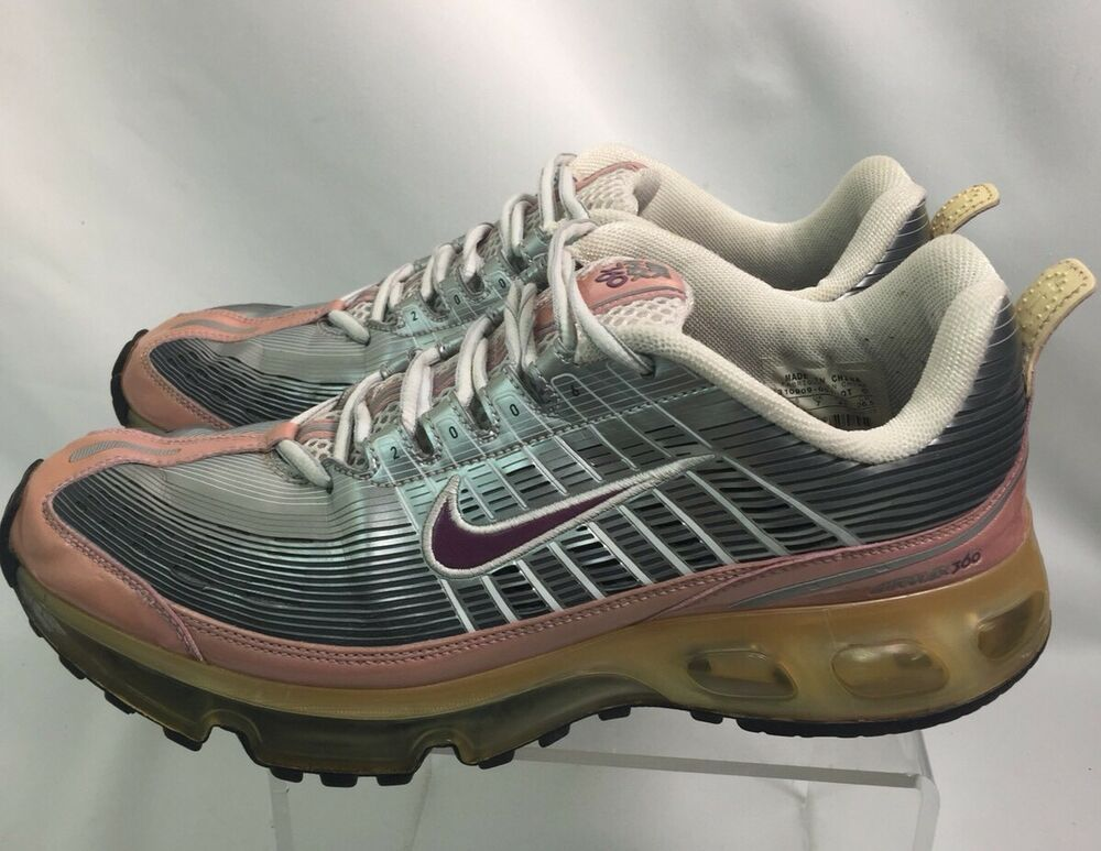 884fe50275c1 Nike Air Max 360 - White Silver Pink Grey 310909 - Womens Sz 9.5 - Nike  Airs (This is a link to Amazon and as an Amazon Associate I earn from  qualifying ...