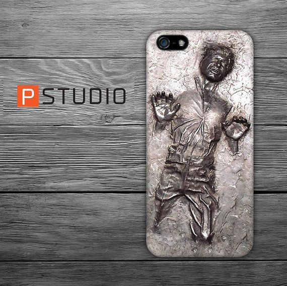 new styles 70d60 49491 PIP-037 - Han Solo Carbonite - Iphone 4 Case - Iphone 4s Case ...