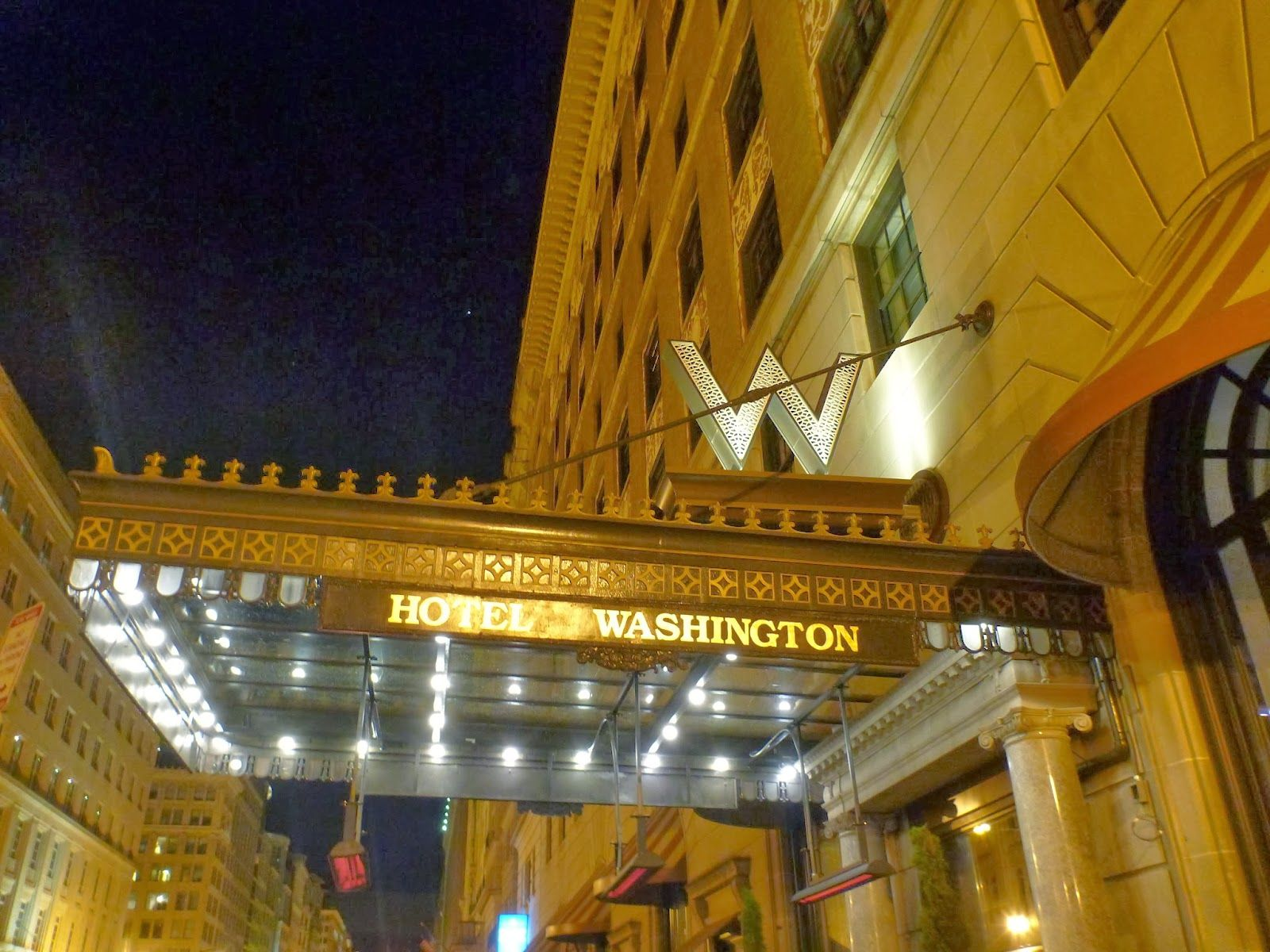 W, Washington DC Washington dc, Washington, Broadway shows
