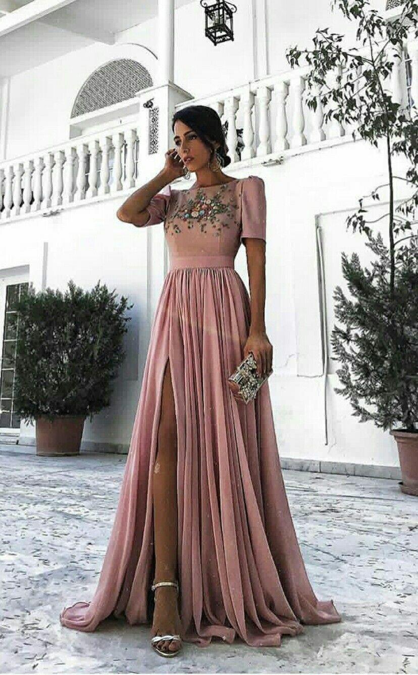 siempre popular comprar nuevo amplia selección Invitada de noche   Vestido invitada boda noche, Vestido boda ...