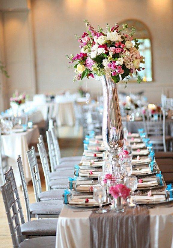 wedding reception decorations