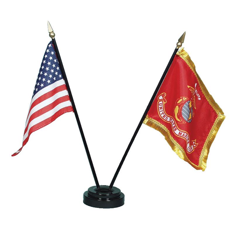 US & USMC Mini Flag Set in 2020 Mini flags, Deployment