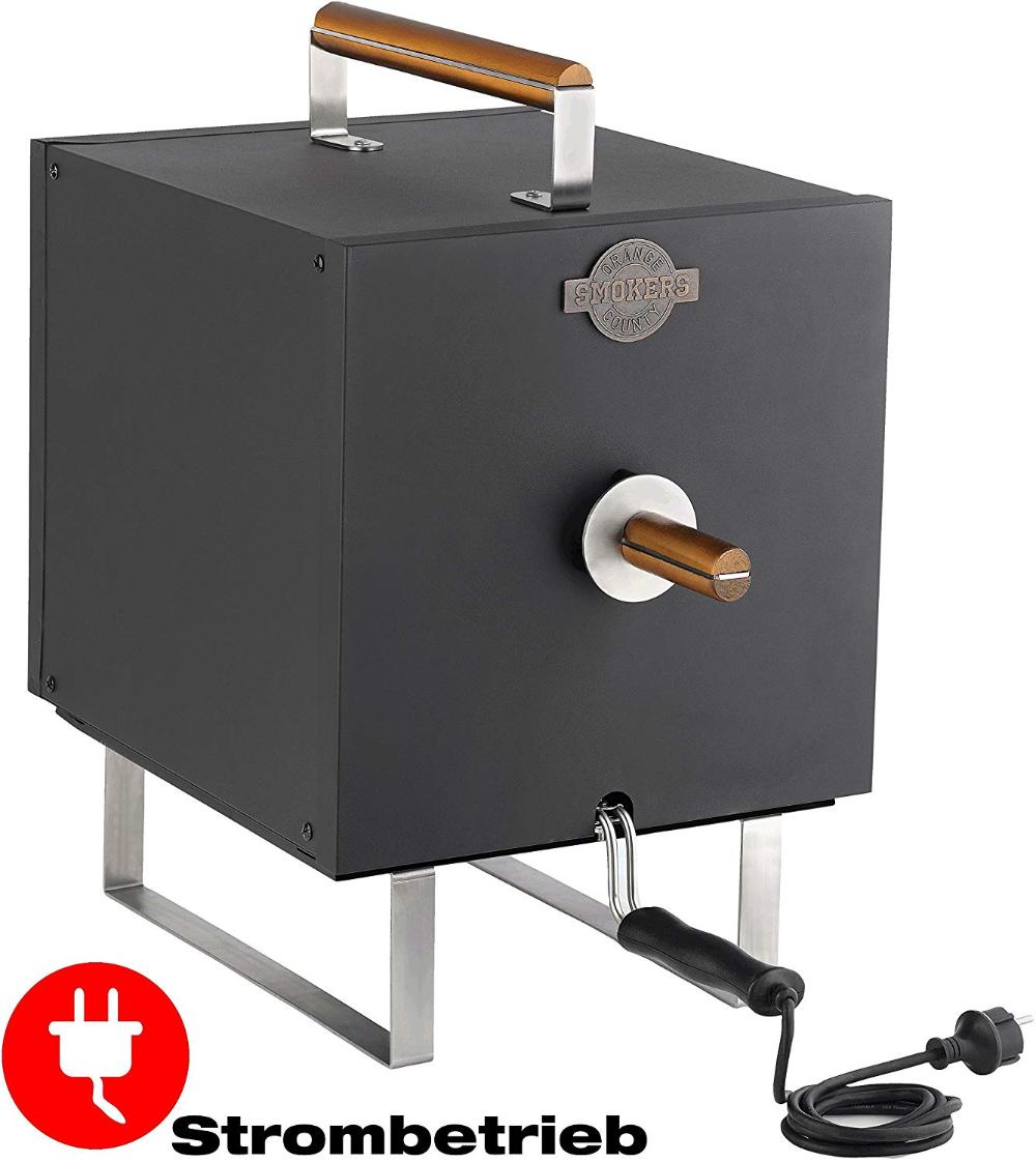 Orange County Smoker Ocs 60360001 Raucherofen Raucherschrank Elektro Grill Rauscherfisch Raucherrost Abtropfschalen 1100 Watt In 2020 Rauchern Orange County Elektrisch
