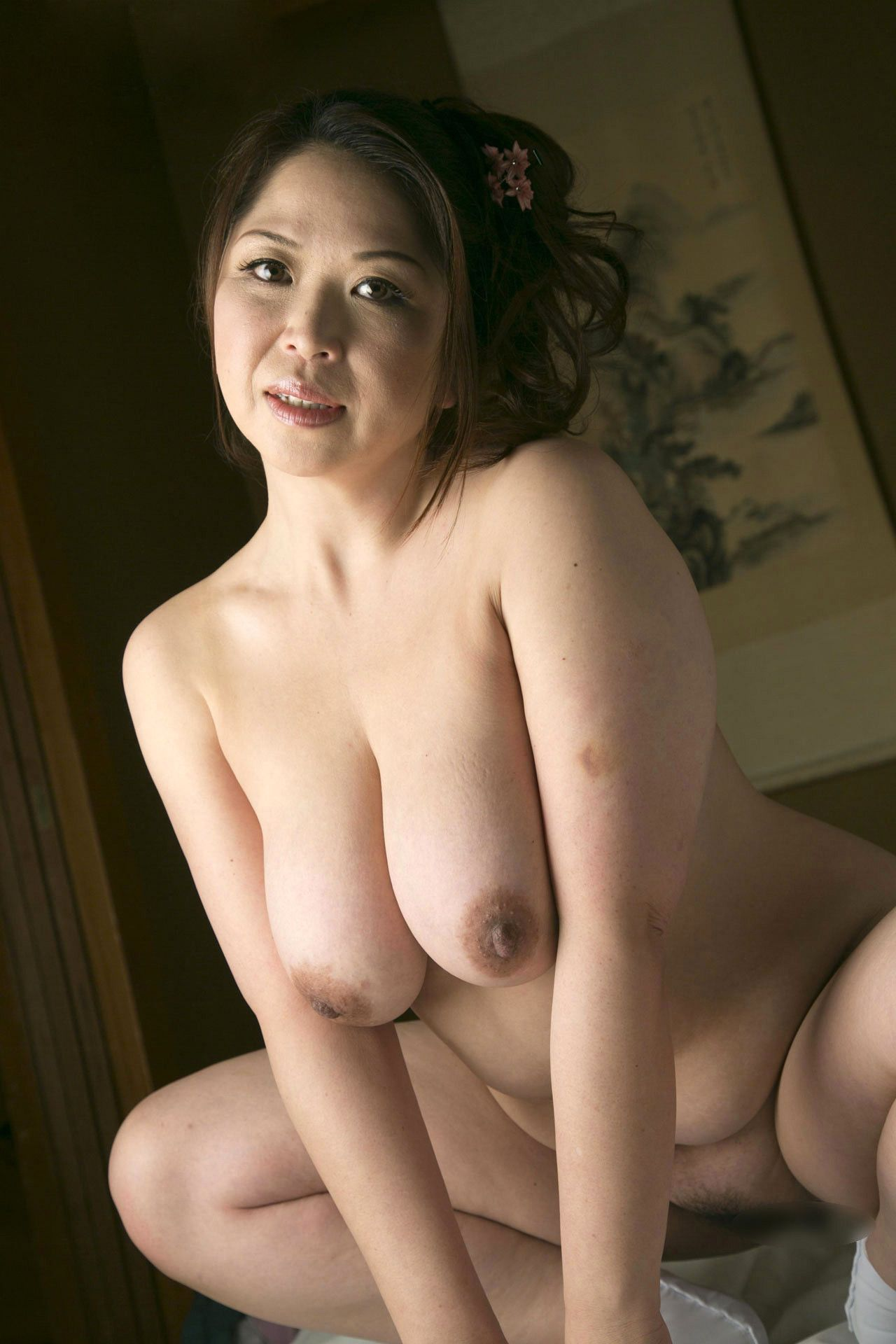 And mature japanese women naked