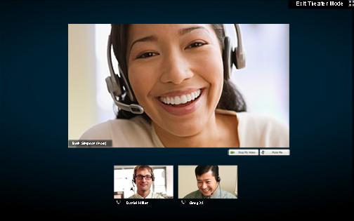 So fun WebEx Active Talker features creates online