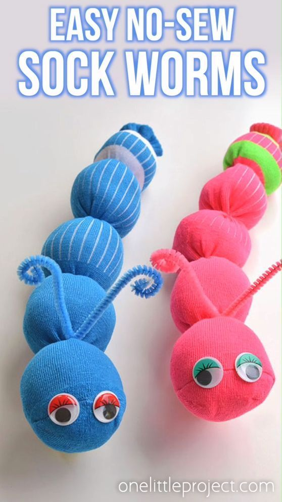 Photo of How not to sew sockworms – kids blog