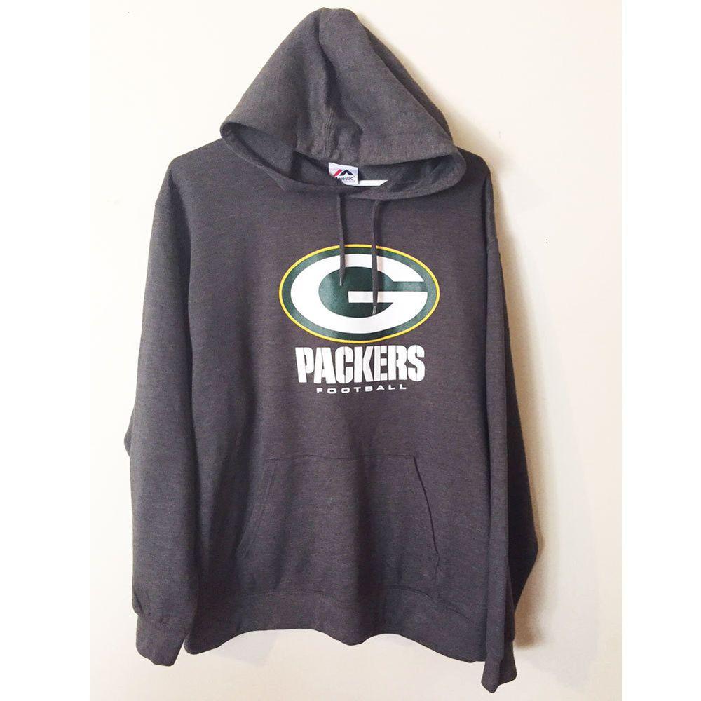 Nfl Men S Green Bay Packers Fleece Lined Hoodie Size 2xl Char Grey Majestic Greenbaypackers Fleece Lined Hoodie Mens Green Green Bay Packers Crafts [ 1000 x 1000 Pixel ]