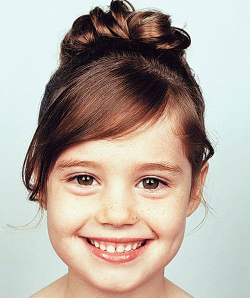 Kid Updos Hairstyles 30 Sweet Hairstyles For Kids