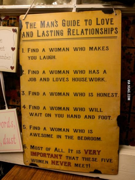 The Man's Guide To Love And Lasting Relationships