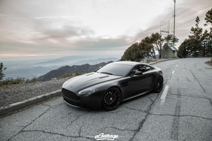 Video Hre Aston Martin Vantage Symphony Of Evil Aston Martin