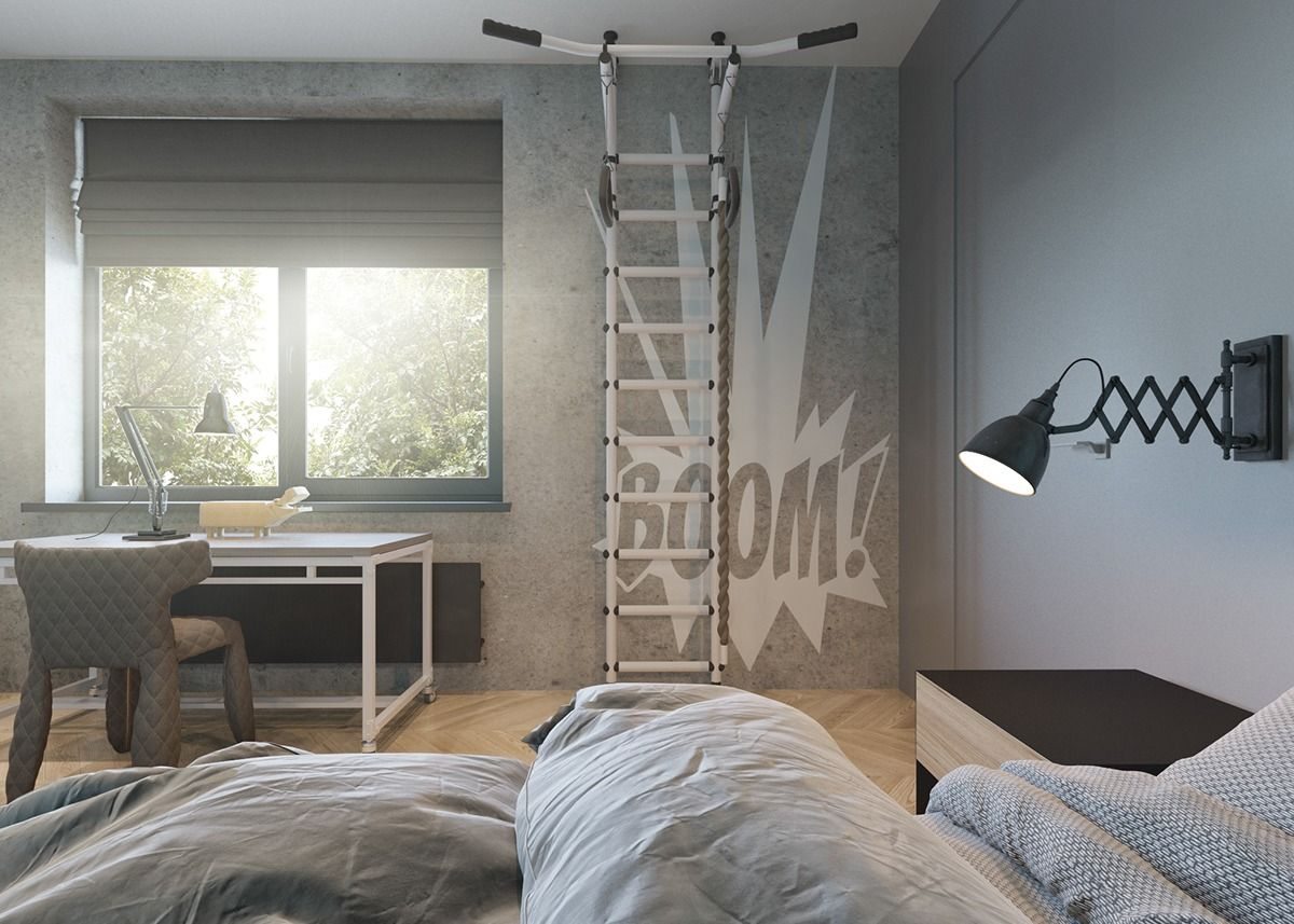 Super Stylish Kids Room Designs For A Small Person Kids Room