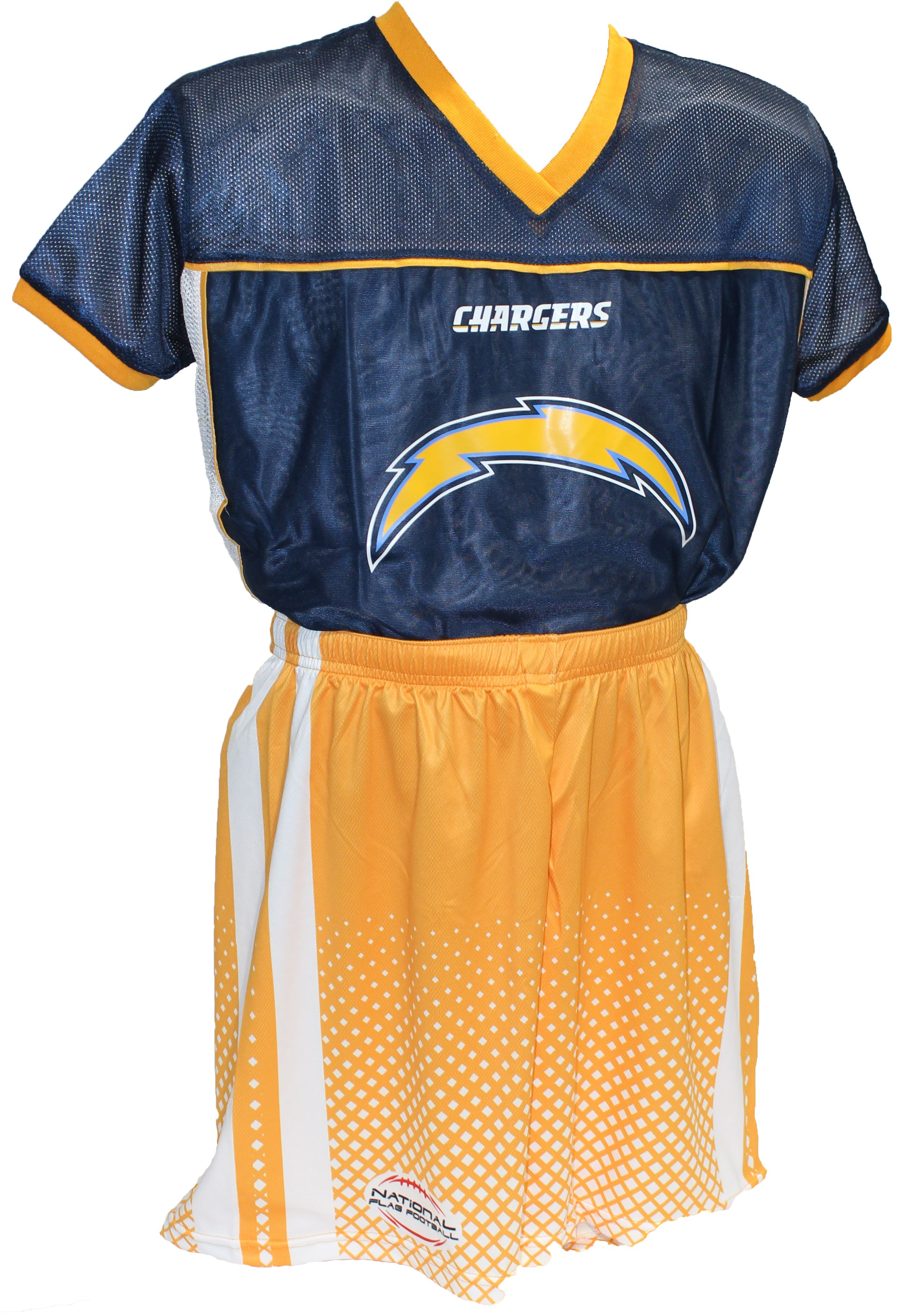 Chargers In 2020 National Flag Football Flag Football Nfl Flag