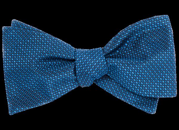 Sideline Solid Navy Bow Tie Navy Bow Tie Tie Bows