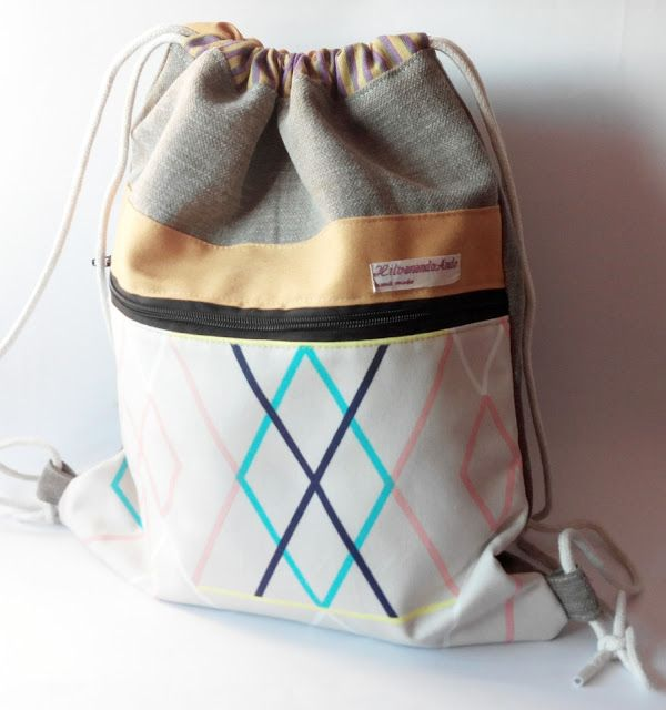 Hilvanandoando handmade : mochilas