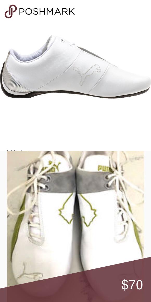 Puma sneakers, Pink puma sneakers