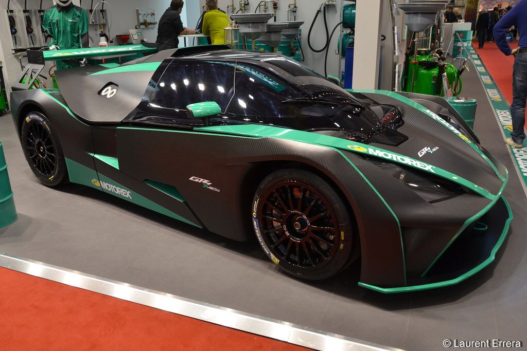 Ktm X Bow Gt4 Coupe Automobiles Exotic Supercars Pinterest
